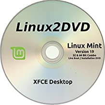 Linux Mint 19 LATEST RELEASE - XFCE Desktop Version - Install / Live DVD ( 32/64 bit )