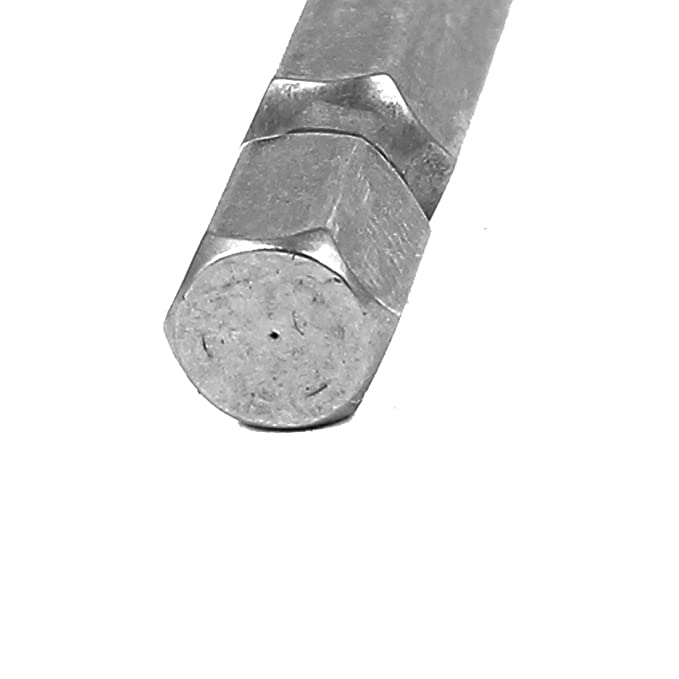 eDealMax 75 mm de largo 1/4 pulg vástago hexagonal de 4 mm PH1 ...