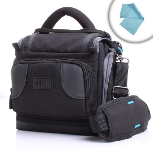 Blood Pressure Monitor Protective Carrying Bag Organizer Adjustable Padded Walls Monitors, Cuffs, AC Adapters More Supplies - Works Care Touch, Omron Many More Monitors