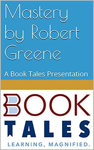 Robert Greene Mastery Ebook