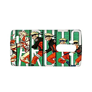 Generic Shell Fine Girl Print Naruto 1 Abs For Optimus G4