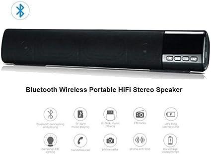 Brand New B28 Bluetooth Sound Bar Soundbar Speaker with Built-in Subwoofer MY