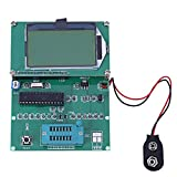 MonkeyJack Transistor Tester GM328 LCR Transistor Tester ESR Meter Frequency Learning Board