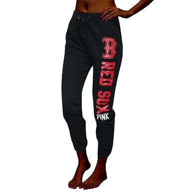 23247d2317122 Amazon.com: Victoria's Secret Pink Womens MLB Boston Red Sox Lounge ...