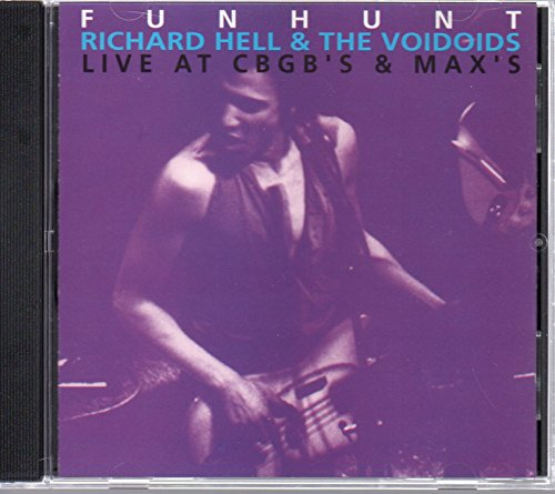 Funhunt: Live at  CBGB's & Max's by Danceteria (Image #2)