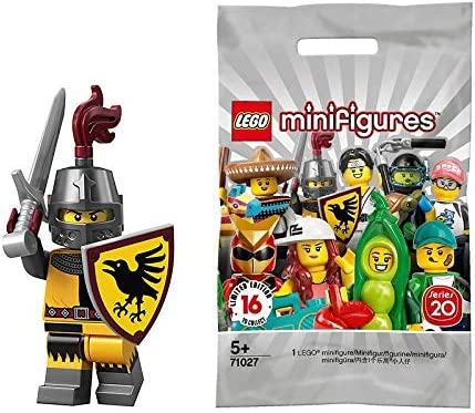 LEGO Series 20 Minifigures Tournament Knight 71027