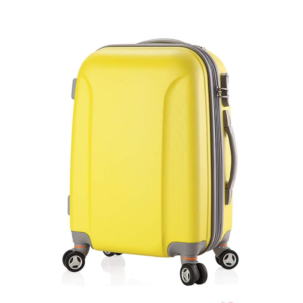 トロリー、ユニバーサルホイール、韓国のトラベルボックス、スーツケース、男女の学生、パスワードボックス、搭乗ケース (色 : B, サイズ さいず : 22inch) B07HCXN7B8 22inch|B B 22inch