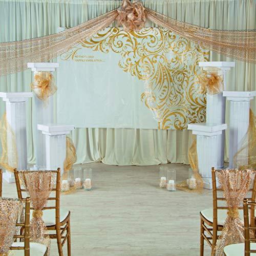 Buy wedding ceremony decorations pillars
