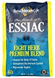Essiac Tea, Eight Herb Upgraded Formula, Certified Organic Essiac, Certified by QAI, San Diego, Four 1 Oz. Packets Makes 4 One Quart Bottles (1 Gal.) Essiac Tea!, 30 Day Supply!