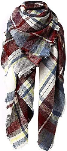 Zando Blanket Winter Tartan Oversized product image