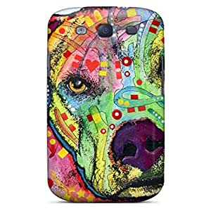 samsung galaxy s3 Colorful cell phone skins Pretty phone Cases Covers Protection pit bull dean russo