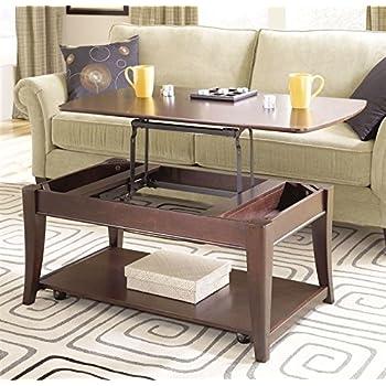 51Xg9muDh5L. SL500 AC SS350  Marion Lift Top Coffee Table