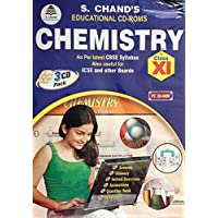 S.Chand Class XI Chemistry CBSE (CD)