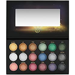 BH Cosmetics Supernova 18 Color Baked Eyeshadow Palette, 0.39 Pound