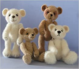 Free Teddy Bear Vest Pattern! — Let's Go Crafting | 227x260