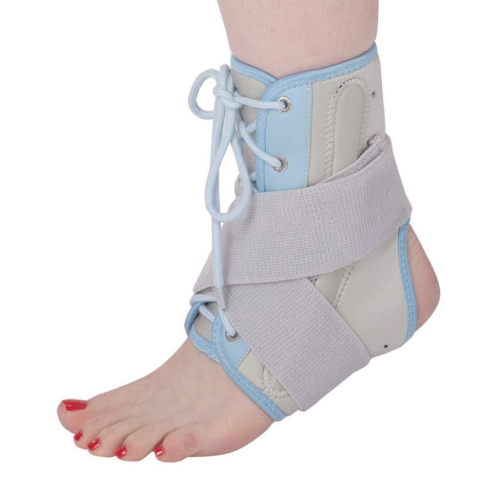 JTIHGNFG Sports de Cheville Pied entorse Fixe élastique Bandage de Course à Pied Basketball Homme et Femme–équipement de Protection