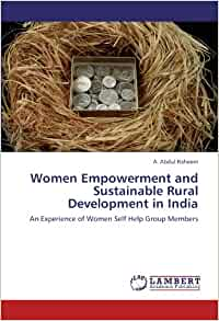 Women empowerment and sustainable development
