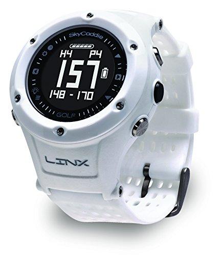 SkyCaddie LINX Watch, White, Small by SkyCaddie