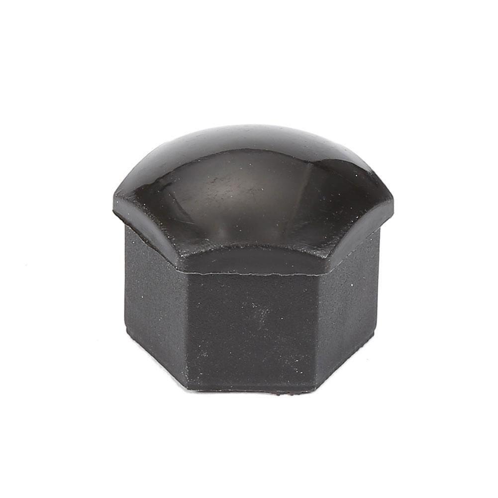 de 17 mm color negro 20 unidades con herramienta de extracci/ón Tapas para tuercas de rueda de coche de ZHUOTOP