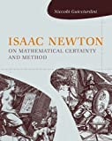 img - for Isaac Newton on Mathematical Certainty and Method (Transformations: Studies in the History of Science and Technology) by Niccol?de?? Guicciardini (2009-09-04) book / textbook / text book
