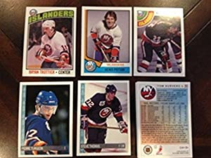 1992-93 O-Pee-Chee OPC New York Islanders Team Set 20 Cards Pierre Turgeon MINT