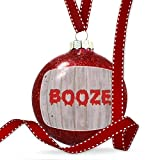 Christmas Decoration BOOze Halloween Bloody Wall Ornament
