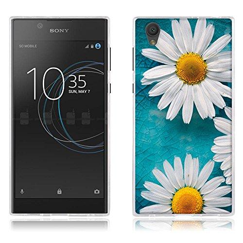 Sony Xperia L1 /G3311 Case, Premium Impact Slim Hybrid Protective TPU Silicone Rubber Case Cover for Sony Xperia L1 /G3311