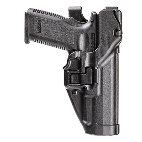 Blackhawk 44H525PL-R Serpa Level 3 Xiphos Duty-Pl S&W M&P 9/40 with/without Thumb Safety