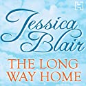The Long Way Home Audiobook by Jessica Blair Narrated by Marie McCarthy
