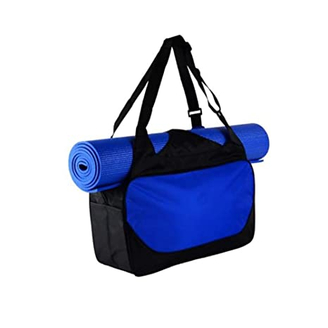 Amazon.com : Multi-Functional Fitness Mat Storage Bag ...
