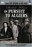Sherlock Holmes in Pursuit To Algiers