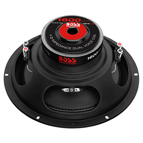 Boss Audio 12-Inch 1600-Watt Subwoofer with LED Illumination (2 Pack) by BOSS Audio Systems (Image #3)