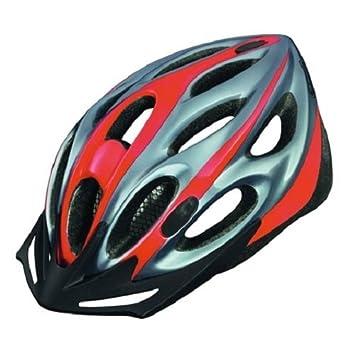 Abus Fahrradhelm Raxtor - Casco de ciclismo multiuso (de 51 a 55 cm),