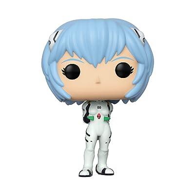 Funko Pop! Animation: Evangelion - Rei Ayanami: Toys & Games