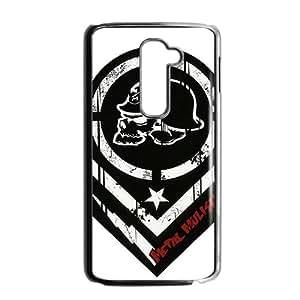 SANYISAN metal mulisha logo vector Phone Case for LG G2 Case