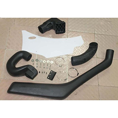 Wotefusi plastic rolling mold Car Air Ram Intake Snorkel Kit Set For Nissan Navara D22 4x4 10/2001 2002 2003 2004 2005 12/2006 Diesel ZD30DDT 3.0Litre-I4 01/2007 Onwards Diesel YD25DDTi 2.5Litre-I4 (Single Battery Only) (Nissan Navara Snorkel compare prices)