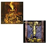 Arise - Chaos A.D. - Sepultura 2 CD Album Bundling