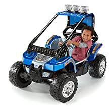 Fisher-Price Power Wheels Baja Extreme Dune Buggy