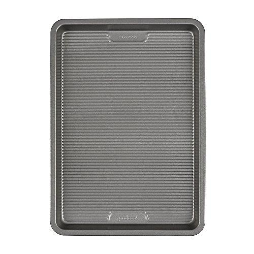 Good Cook AirPerfect Nonstick Quarter-Sheet Cake Pan, 13 x 9 inch, Gray