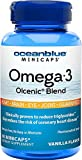 Ocean Blue   Professional Omega 3   Fish Oil   Easy To Swallow   MiniCaps   60 Count