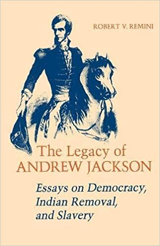 Examples Of Thesis Statements For Essays The Legacy Of Andrew Jackson Essays On Democracy Indian Removal And  Slavery Walter Lynwood Fleming Lectures In Southern History Robert V  Remini  Good Persuasive Essay Topics For High School also Essay About English Class The Legacy Of Andrew Jackson Essays On Democracy Indian Removal  Examples Of Thesis Statements For Narrative Essays