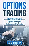 img - for Options Trading: 2 Manuscripts: Options Trading and Day Trading book / textbook / text book