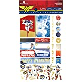 Paper House Productions Planner Stickers Wonder Woman 3-Pack, 3 Piece