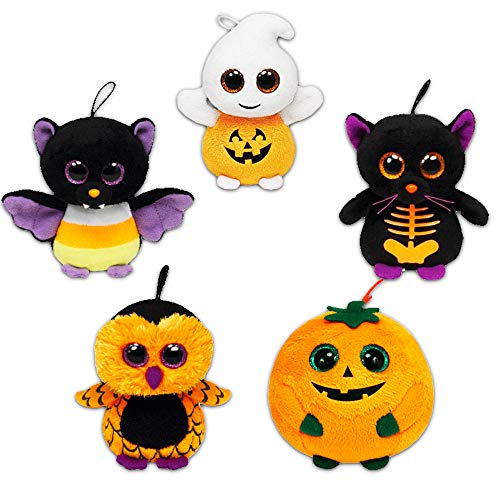 Baby Set Baby Halloween - TY Halloween Plush Bundle ~ Set
