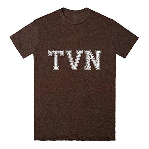 tvn-vintage-3xl-heathered-brown-t-shirt