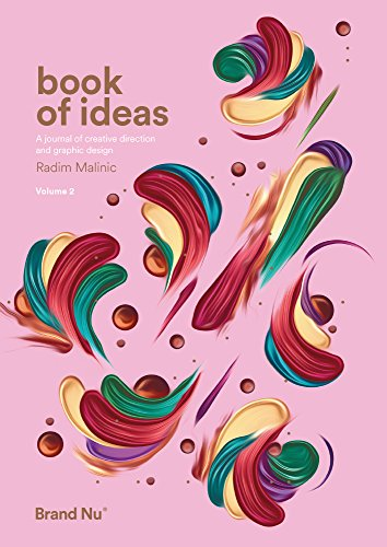 Book of Ideas: 2: a journal of creative direction and graphic design - volume 2 - Graphic Design Journals
