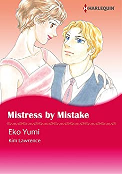 Amazon Com Mistress By Mistake Harlequin Comics Ebook border=