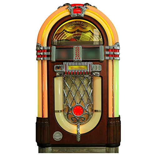 50s Fifties Jukebox Standee Standup Photo Booth Prop Background Backdrop Party Decoration Decor Scene Setter Cardboard Cutout