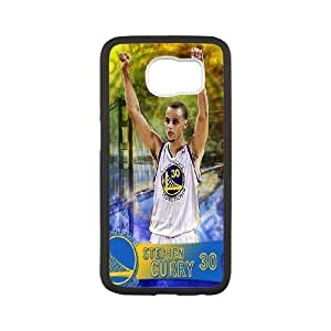 James-Bagg Phone case Basketball Super Star Stephen Curry Protective Case For Samsung Galaxy S6 Style-3