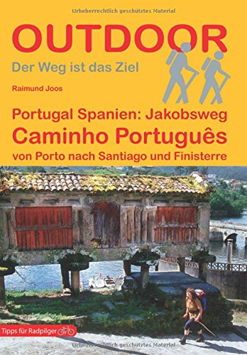 Price comparison product image Portugal Spanien: Jakobsweg Caminho Português